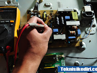 Jasa Service LCD LED TV Panggilan di Kediri