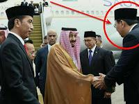 Jawaban untuk Logika Sesat Ahokers soal Jabat Tangan Raja Salman-Ahok