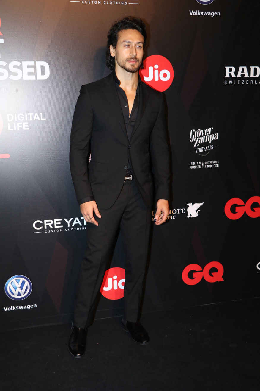 Tiger Shroff and Prateik Babbar Attends The GQ Best Dressed Awards Event
