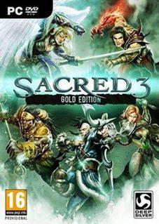 Sacred 3 Gold - PC (Download Completo em Torrent)
