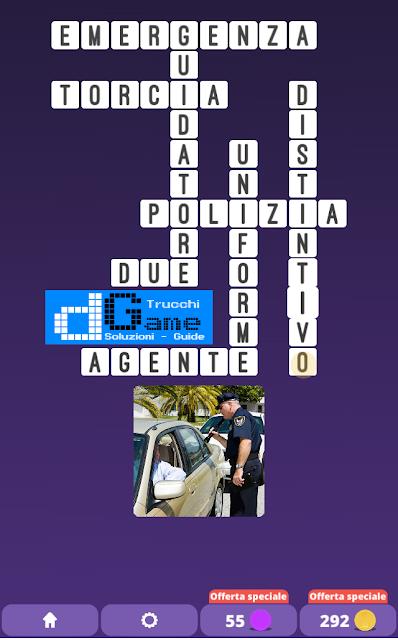 Soluzioni One Clue Crossword livello 17 schemi 3 (Cruciverba illustrato)  | Parole e foto