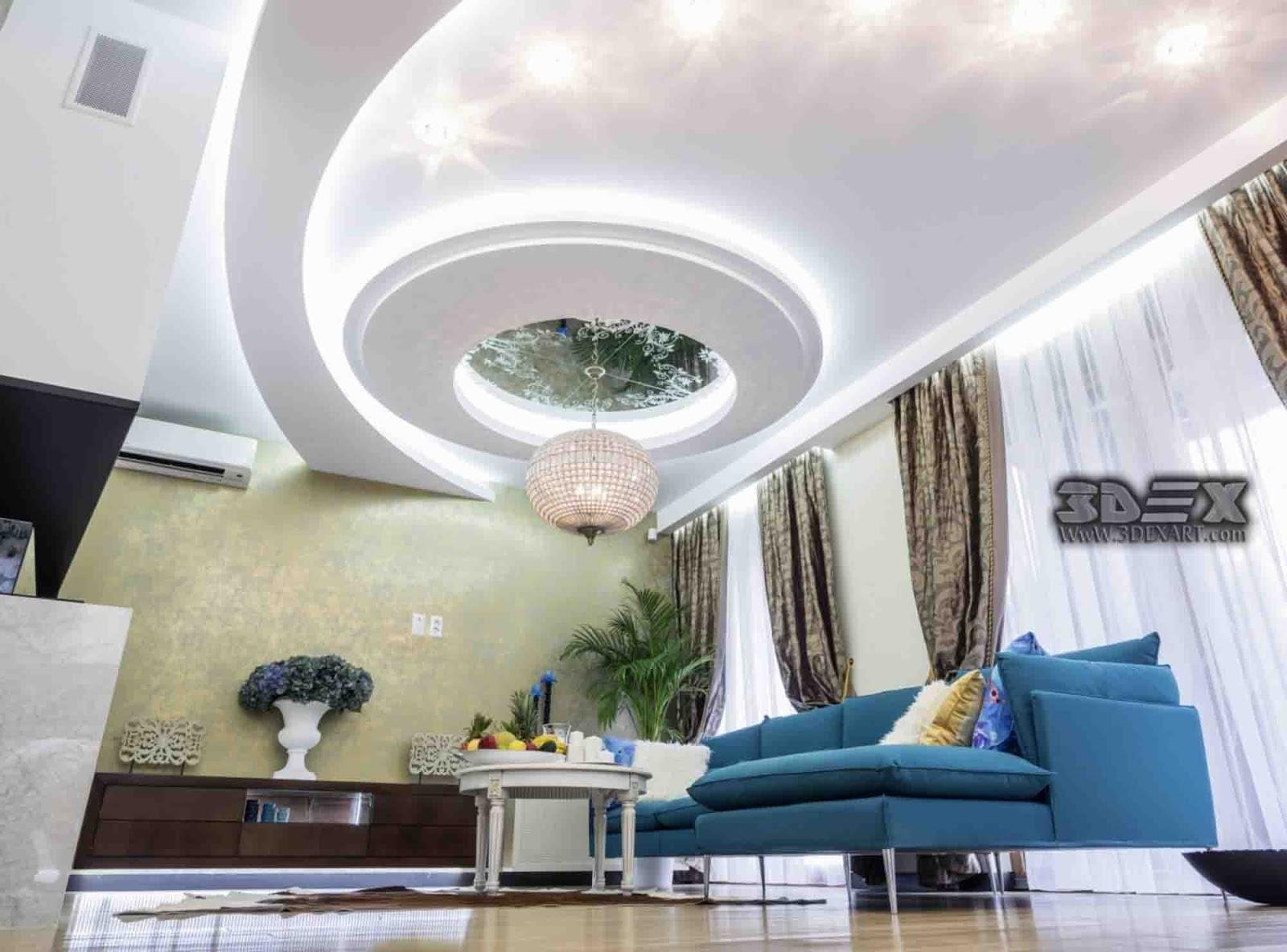New Pop False Ceiling Designs Pop Roof Design For