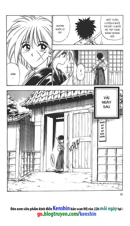 Rurouni Kenshin chap 31 trang 7