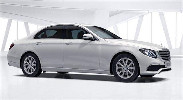 Mercedes E200 2019 là chiếc xe sedan 5 chỗ thiết kế theo phong cách sang trọng lịch lãm