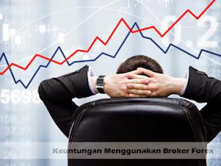 keuntungan broker forex