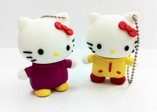 Contoh Flashdisk Hello Kitty Yang Lucu