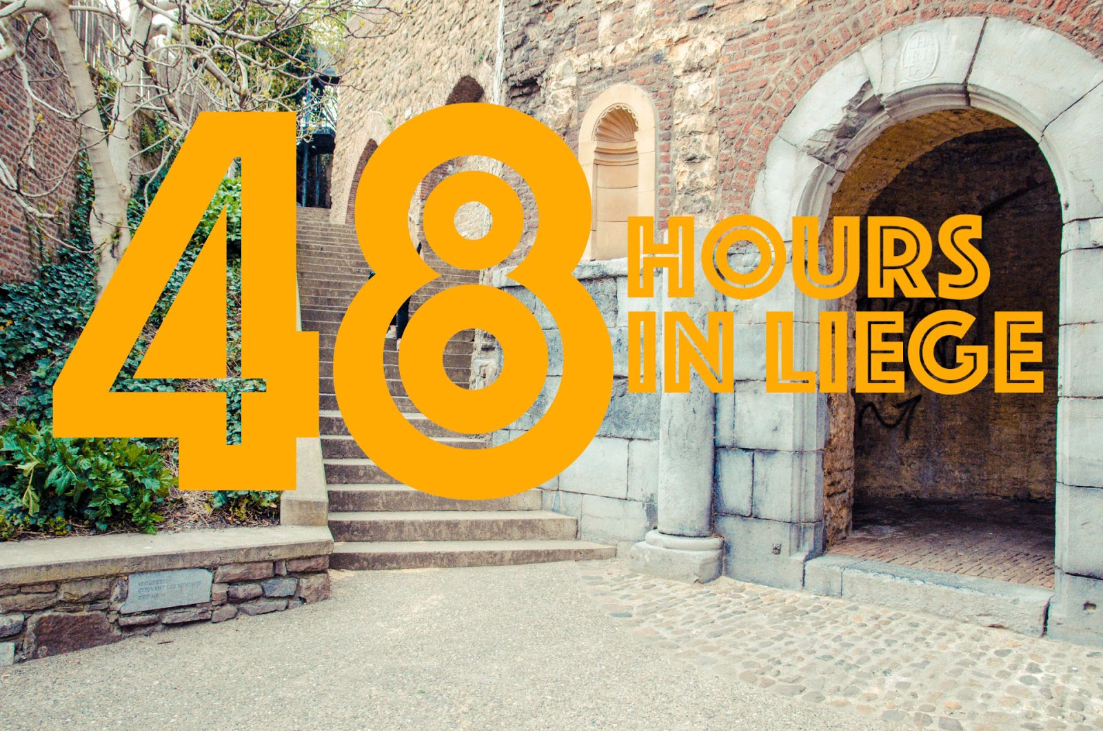 48 hours in liège: where to eat drink shop and so much more