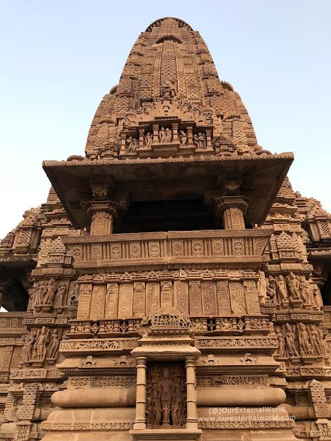 Temple, Khajuraho