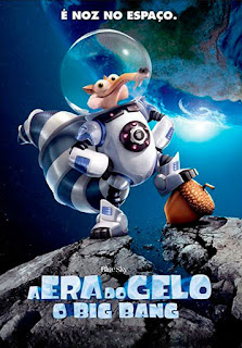 Assistir A Era do Gelo: O Big Bang Dublado Online HD