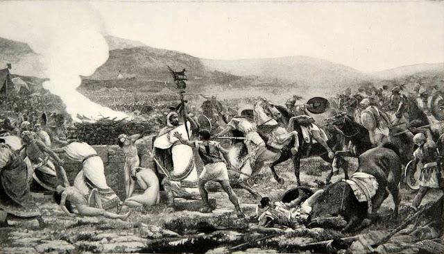Η λαϊκή εξέγερση στο αρχαίο Άργος που κατέληξε στη σφαγή 1200 επιφανών ανδρών!!!
