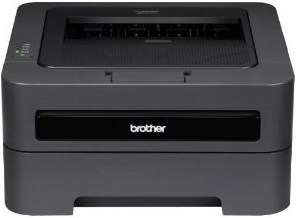 The top of the front panel folds down to reveal a two Brother HL-2270DW Driver Printer Download
