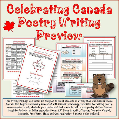 Celebrating Canada's 150th Birthday in the Classroom