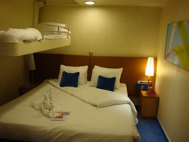 Kimscookingfrenzy Carnival Breeze See Our Stateroom