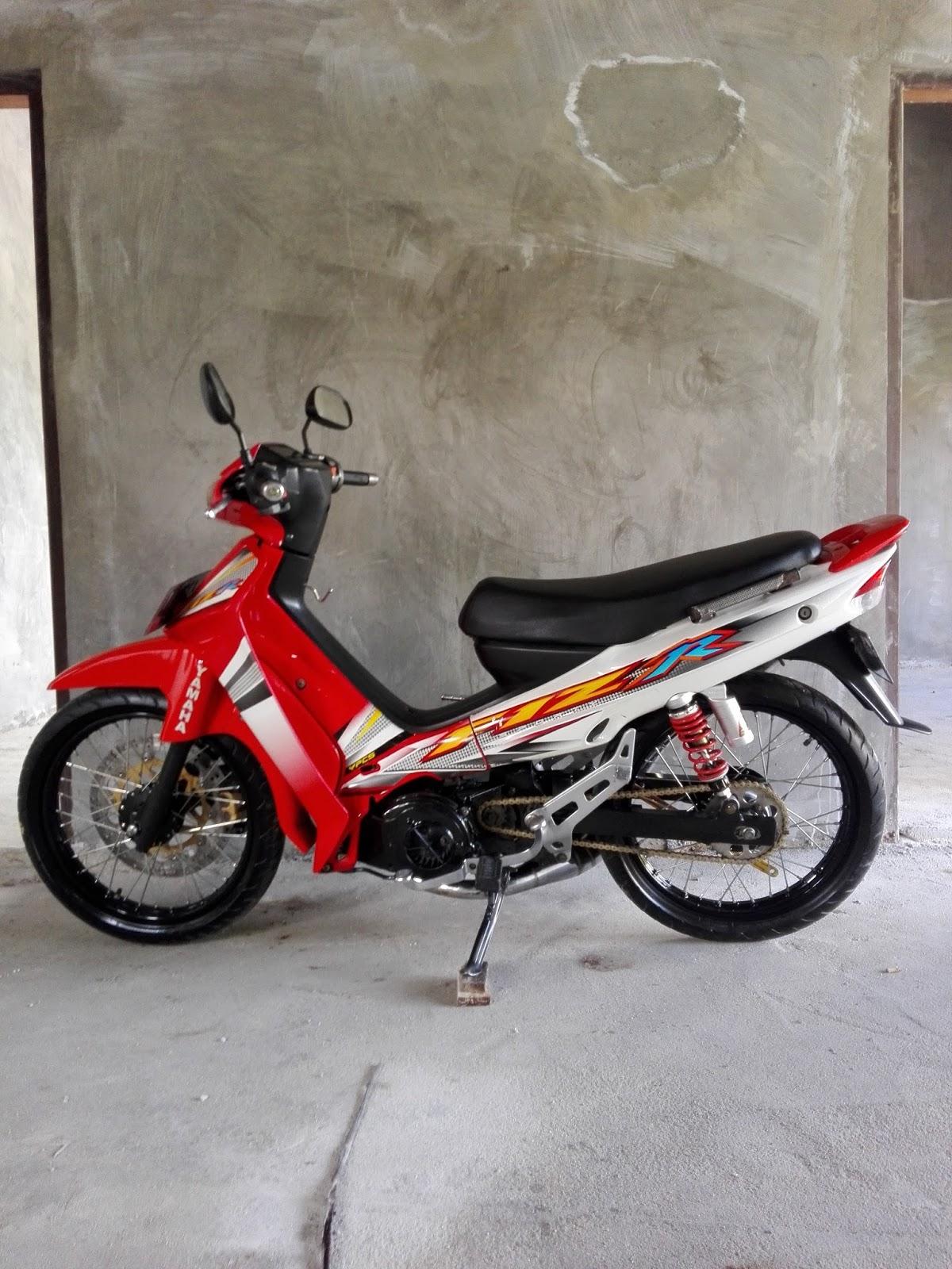 F1zr Modif : modif, Koleksi, Modifikasi, Warna, Yamaha, Terbaik, Kempoul, Motor