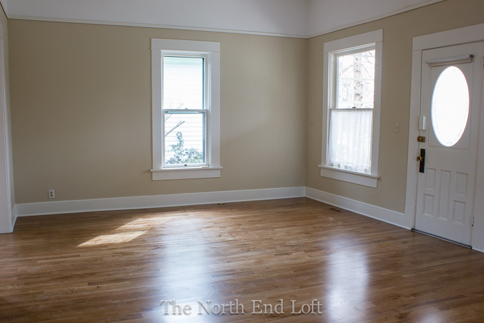 Preferred The North End Loft: New Hardwood Floors - Reveal WV34