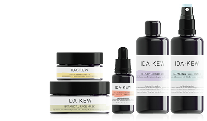 Beauty Watch: Kypris & Ida.Kew