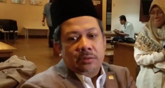 Fahri Hamzah Minta Maaf Tolak Semua Tawaran Parpol
