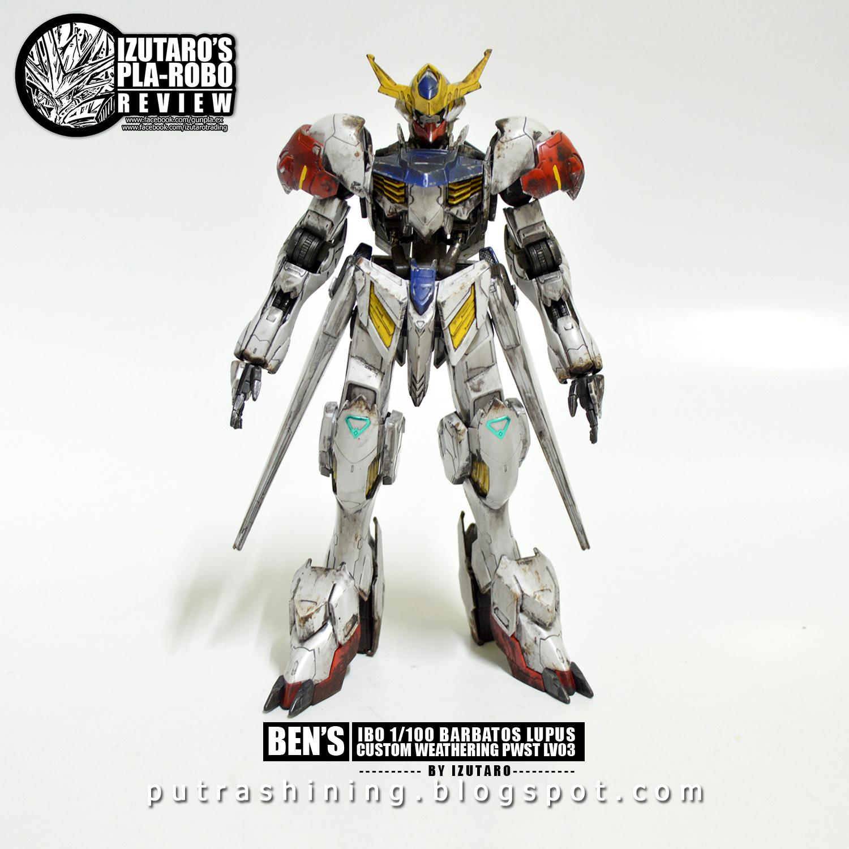 Gundam Hand Painting Tutorial