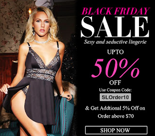 Black Friday Lingerie Sale