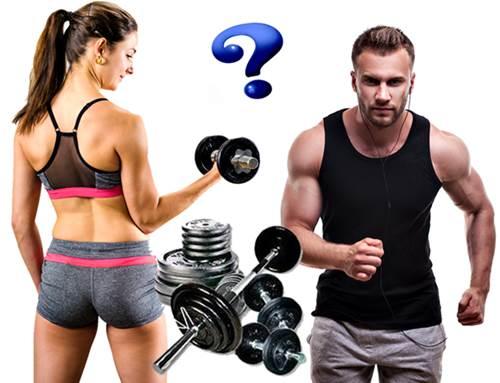 Tanto las pesas como el cardio sirven para quemar grasa y bajar de peso