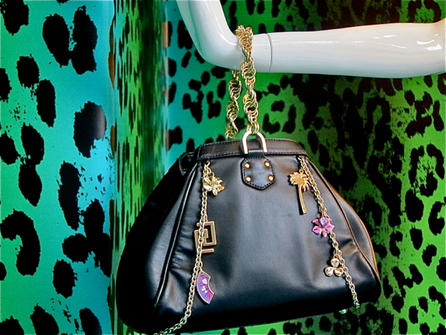 23506ffa8771 Versace for H M   The Bag – The Bag Hag Diaries