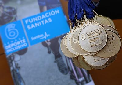 I Torneo Fundación Sanitas de Deporte Inclusivo