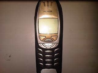 Nokia jadul 6310i
