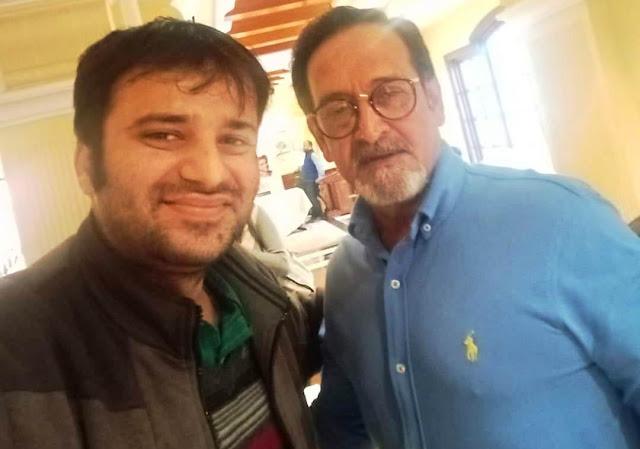 A rendezvous with actor-writer-director Mahesh Manjrekar