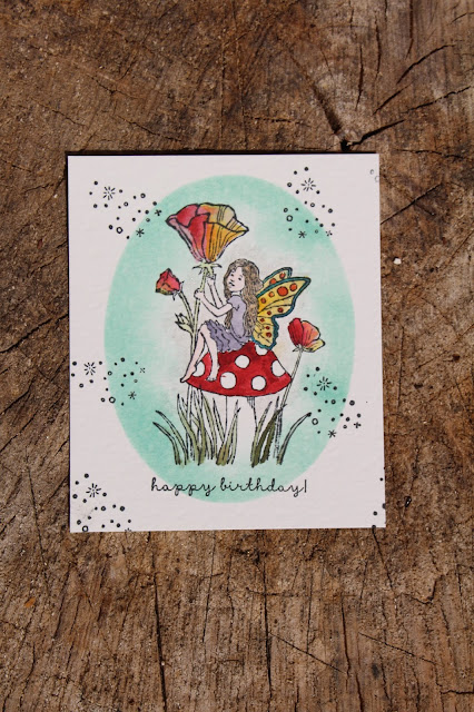 Fairy Celebration Stamp Set, Stampin' Up!