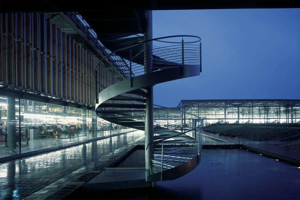 Di qua e di la: NICHOLAS GRIMSHAW - Architetto britannico ...