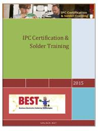 IPC Training and Certification: IPC 610 Class