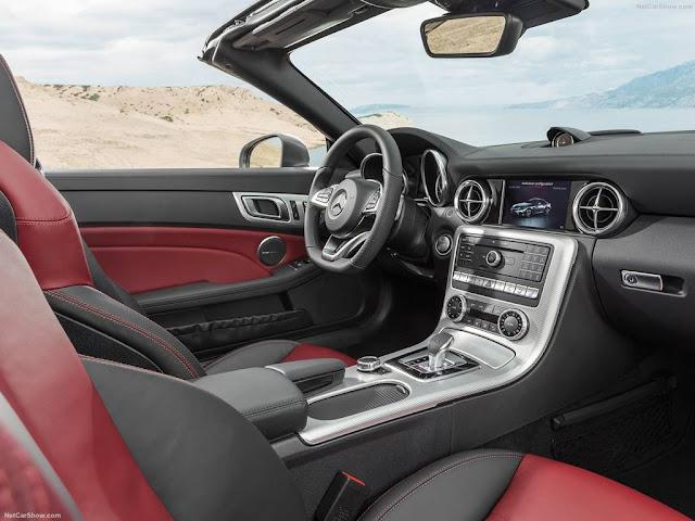 Mercedes SLC 300 2017 - Brasil - interior