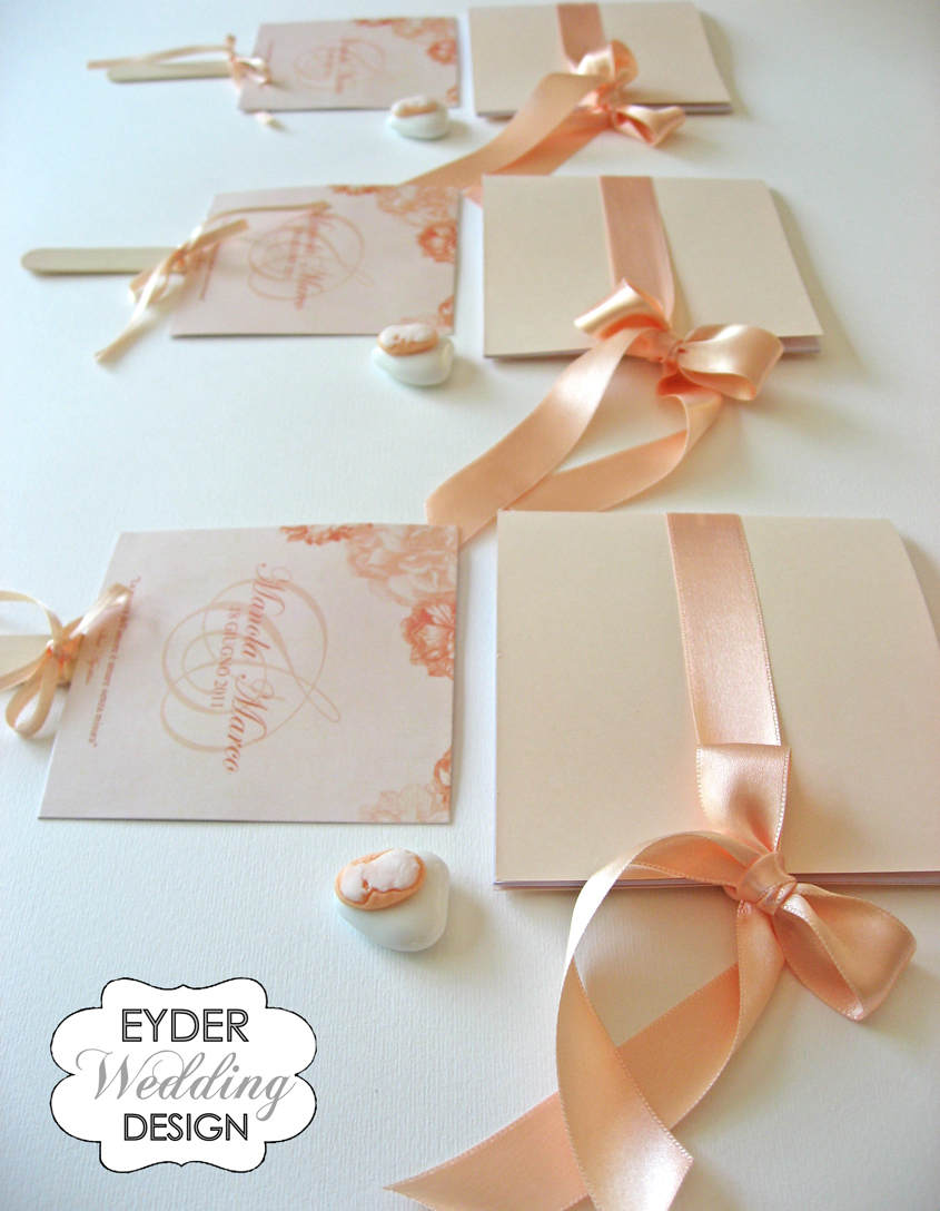 Amato EYDER Wedding DESIGN: Libretti messa, messali e ventagli  HL75
