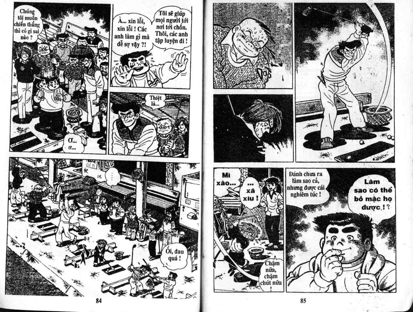 Ashita Tenki ni Naare chapter 2 trang 41
