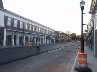 paving Main St #5