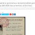 Un salmantino presiona a la Generalitat para que devuelva 400.000 documentos al Archivo