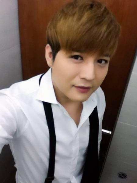 Info Terbaru Super Junior Sportama Tennis Institute Foto Dan Biodata Shindong Super Junior Terlengkap Terbaru Foto Artis