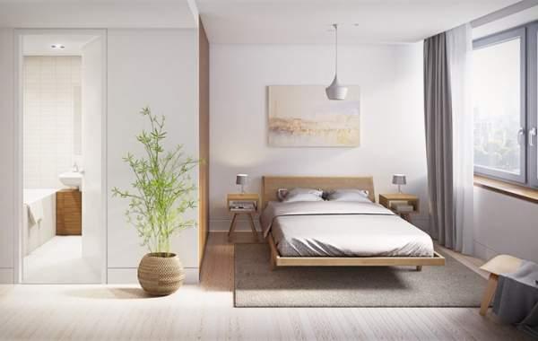 Aspek Penting Desain Kamar Tidur Minimalis