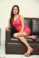 Shipra Gaur in Pink Short Tight Dress ~  Exclusive Poshoot 93.JPG