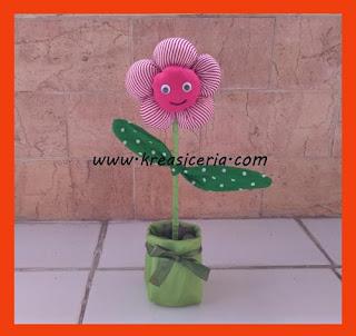 Ide Kreatif Membuat Hiasan Bunga dari Kain Perca