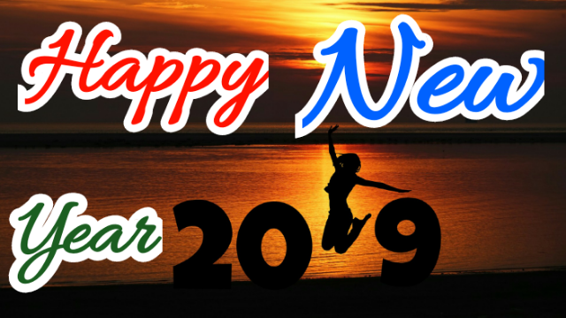 New Year Shayari or Naye Saal Ki Nayi Subah, Happy New Year 2019 New Year Photos