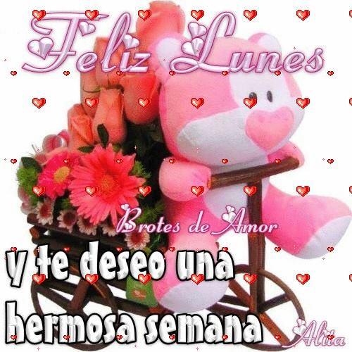 Ale Mensaje De Amor Lunes Alejandra Espinoza Hello Foros