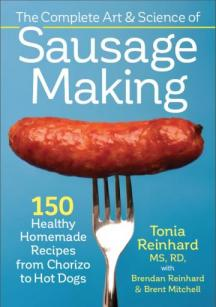 the complete art and science of sausage making cover
