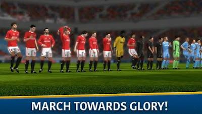 Screenshot Dream League Soccer 2018 Mod Apk