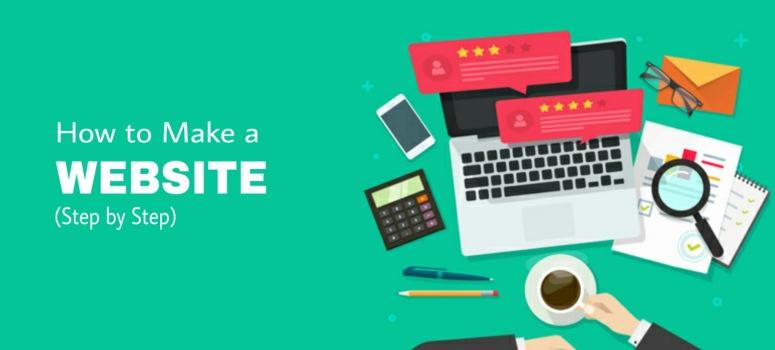 Cara Membuat Situs Web di Tahun 2018 - Panduan Langkah demi Langkah (Gratis)