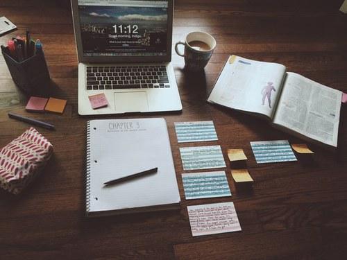 Estudar com metas semanais