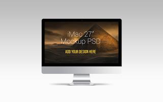 FREEBIE: iMac Mock Up
