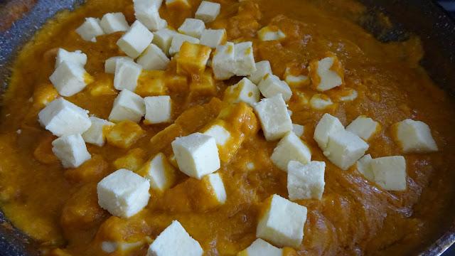 paneer-labadar-low-fat-protein-indian-food-healthy-easy-cumin-coriander-salt-oil-milk-paste-haldi-turmeric-