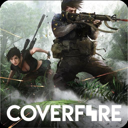 تحميل لعبه Cover Fire مهكره جرافيك خيالي للأجهزه الضعيفه فقط