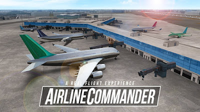 Airline Commander – A real flight experience MOD APK + OBB for Android